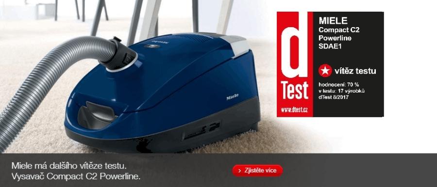 Podlahový vysavač Compact C2