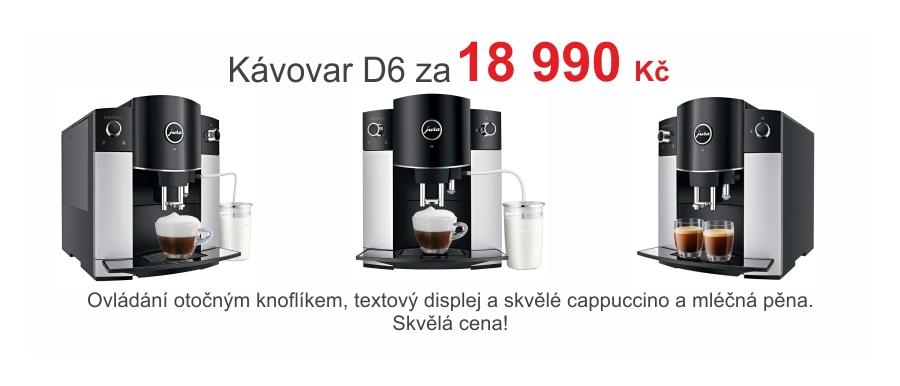 kávovar D6 Platin