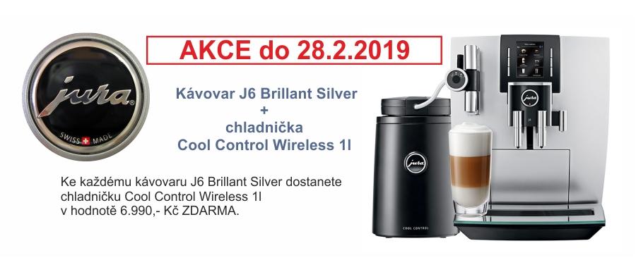 J6 Brillant Silver + Cool Control Wireles 1l