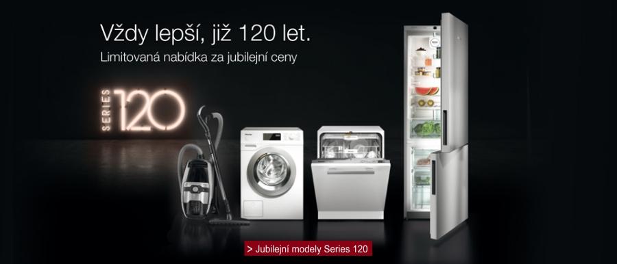 Jubilejní modely Series 120