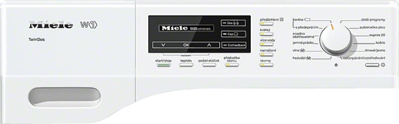 MIELE Set WKG 130 WPS + TCE 530 WP