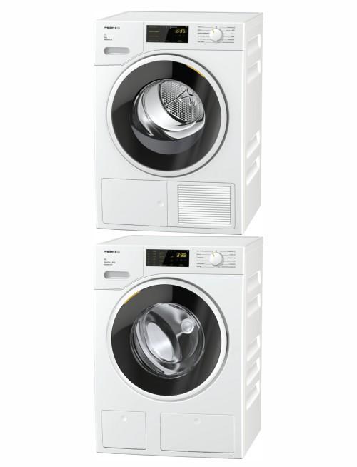 MIELE WWD 660 WCS TDos&8kg + TWD 360 WP 8kg ModernLife