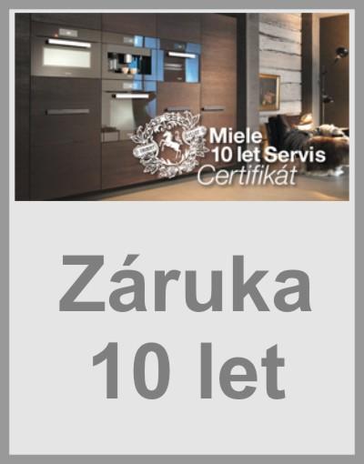 MIELE Servis Certifikát