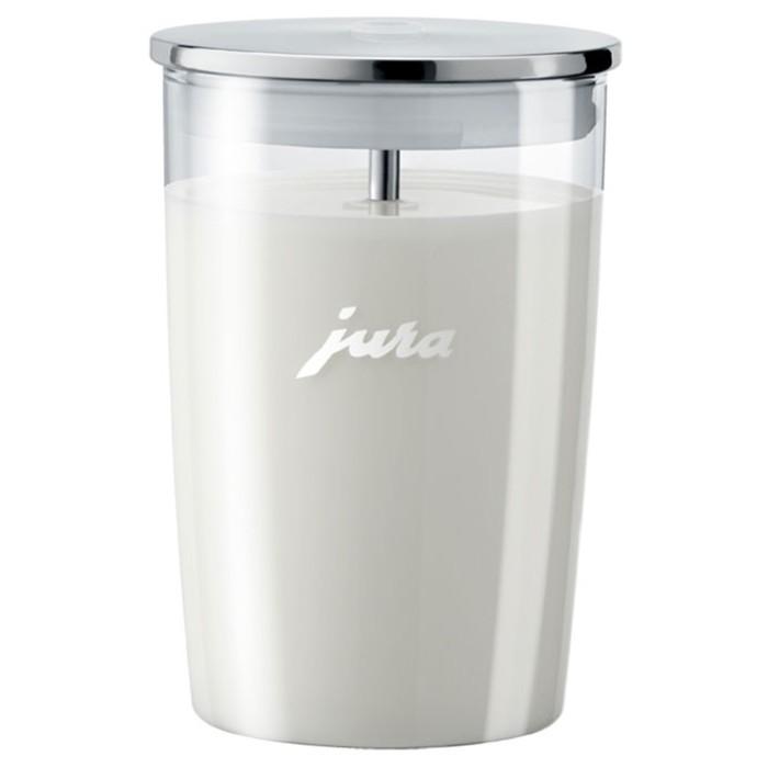 Skleněná nádoba na mléko