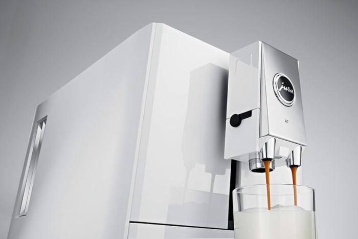 Impressa A7 Piano White