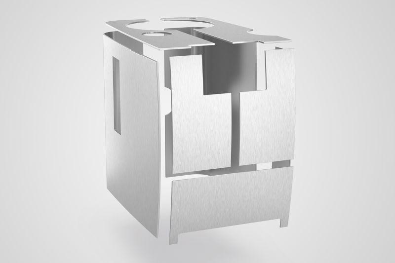 ENA 8 Massive Aluminium