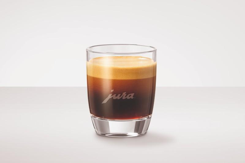 Espresso skleněný šálek 2ks